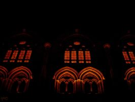 St Marys Cathedral in Sydney by Indiliel