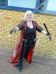 LFCC Femmy Dante by MJ-Cosplay