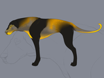 Dust and Gold Adoptable (Auction Or Best Offer) by Whitelupine