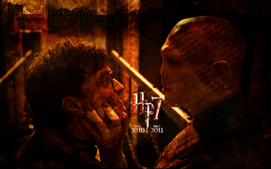 Harry vs. Voldemort D.H. by suicidebyinsecticide