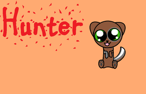 Hunter! by PiperMagician