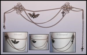 Enael chocker by Gloomyswirl