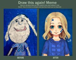 Before-After Meme by kuridoki