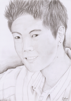Ryan Higa by Liraelwolf
