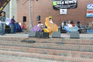 Puerto Rican/Latin Fest, Little Frills and Dance 2 by Miss-Tbones
