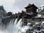 China Dam by FenghuaArt