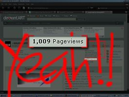 1009_pageViews... and counting by sound-only