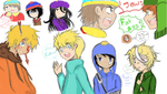 south park (sketch) by TheRejectedCulb