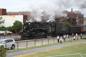 Nickel Plate Road 765-Train Festival 2011 by metalheadrailfan