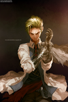Commissioned : Titus Prasinos by dishwasher1910