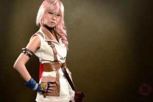 FFXIII: Blinded By Light by hikari-twilight