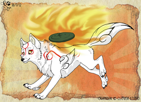 Little sunshine by Saiccu