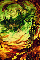 Some Shining Golden Chaos by Kefka750