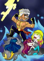 How Pirate Defeat Killer Mermaids by Charming-Manatee