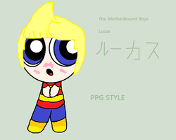 MotherBound Boys Lucas PPG STYLE by Lucaslover89