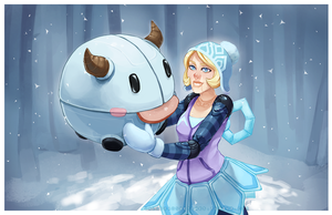 Winter Wonder Orianna by b-oots