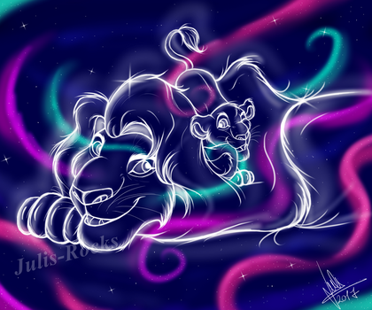 We Are The Stars by Julis-Rocks