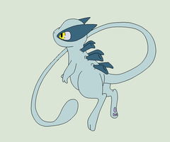 Pokemon Fusion Base 33~Mewgia~ by Xbox-DS-Gameboy