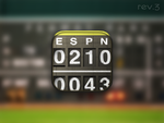 ESPN ScoreCenter icon by trentmorris