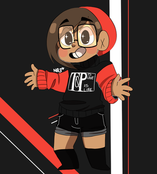 This Sweater Though by NerdyAnime3000