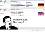 Why Germany!!! WHY!?!? by honatheevee123
