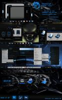 XENOMORPH W7 THEMES by bbosa