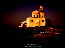 The Mosque by ashamandour