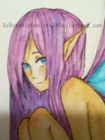 Purple Mother's Day Fairy 2 by XxRoseAlchemistxX