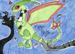 Flygon Pirate Traditional ID by FlygonPirate