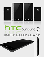 HTC Surround 2 Concept by TheTechnikStudios