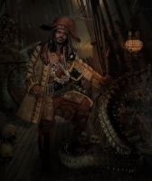 the pirate by overlord-costume-art