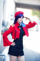 Misato by lucioless