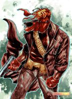 Grifter by johnnymorbius