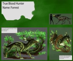 True Blood Hunter: Forrest by Black-Wing24