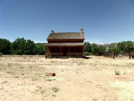 Grafton, Ghost Town, UT by mzager