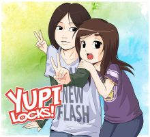 YUI and YUPI by Comadreja