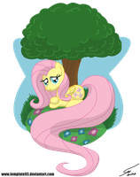 Fluttershy by Template93