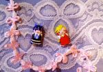 Panty and Stocking charms by TsukiGalaxy