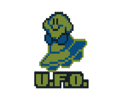 UFO Icon by Laro44
