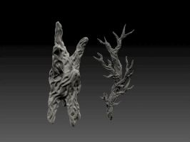 Tree Branch Modules by mikemars