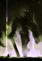 Shadow of the colossus Fanart by SuperPhazed