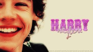 Harry  Styles  Wallpaper *.* by JoDirectioner