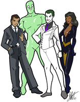 Absolute DC Villains by Inspector97 by Red-Rum-18