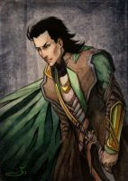 Loki is god by JayCount