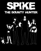 Spike the Bounty Hunter by spacemonkeydr