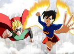 DBZ: Who's Gonna Save the Day by JayQC80