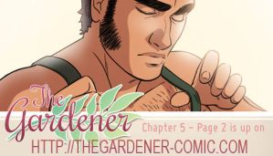 The gardener - Chapter 5 page 2 by Marc-G