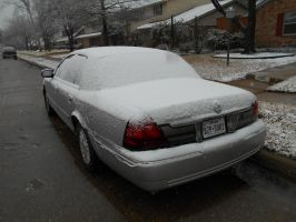 2006 Mercury Grand Marquis LS [Snow] by TR0LLHAMMEREN