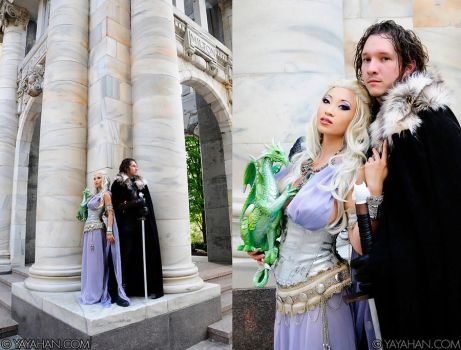 A Song of Ice and Fire by yayacosplay