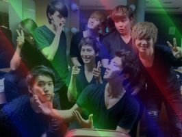 Super Junior - Random by emmyxogats